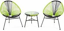 2-Sitzer Loungemöbel-Set Arran Garten Living