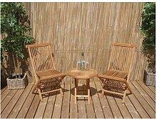 2-Sitzer Loungemöbel-Set Conversation Sansibar