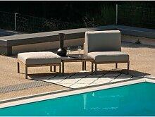 2-Sitzer Loungemöbel-Set Remie