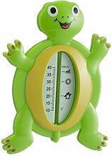 2 Stk. Reer 2499 Badethermometer Schildkröte (Doppelpack)