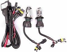 2 Stück 55 W H4 HID Bi-Xenon HI/Low Headlight