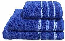2 Stück 600 g/m² Premium Qualität Handtuch
