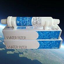 2 Stück Daewoo Ersatz Wasserfilter DD-7098 für FRN, FRS Serien