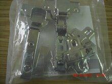 2 Stück Federscharniere, Clip, 110°, 35mm Topf,