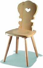 2 Stück Landhausstuhl Holzstuhl Sessel Stuhl