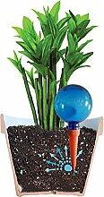 2 Stück weiß plantpal Bewässerung Globes. Urlaub Bewässerung Produkte