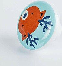 2 teiliges Keramik-Effekt Schrankknäufe Set