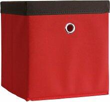 2-tlg. Aufbewahrungsbox-Set Rebrilliant