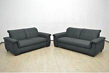2-tlg. Couchgarnitur-Set Hirth