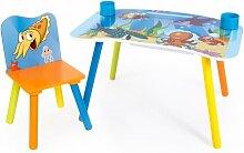 2-tlg. Kindersitzgruppe Duguay