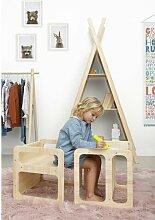 2-tlg. Kindersitzgruppe Hammer