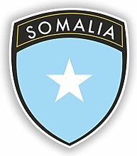 2x 20cm/Verlaufsfilter Somalia Flagge Design
