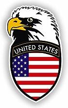 2x 20cm/Verlaufsfilter Vereinigten Staaten
