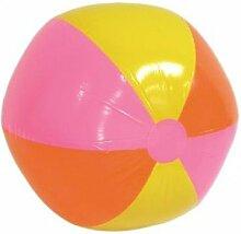 2x Aufblasbarer Beachball–61cm/60cm