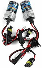 2 X H7 Xenon HID-Lampe 35W, 6000 K 12 V Auto