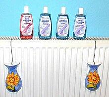 2x Heizkörper Odouriser Luftbefeuchter, Duft