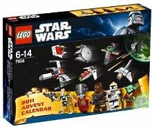 2 x LEGO Star Wars 7958: Adventskalender