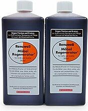 2 X Renuwell, Möbel-Regenerator 1 Liter