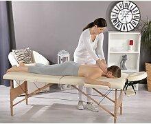 2 Zonen Mobile Massageliege Inkl.Tasche