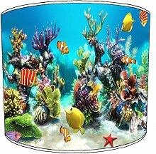 20,3cm Deckenleuchte Marine Aquarium Fisch lampshades22, 38