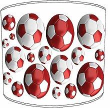 20,3cm Tisch Fußball Soccer Lampshades1, 20 cm