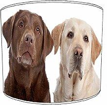 20,3cm Tisch Labrador Puppy lampshades10, 20 cm
