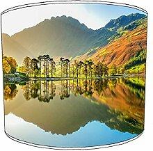 20,3cm Tisch Lake District lampshades11, 20 cm