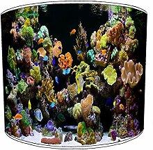 20,3cm Tisch Marine Aquarium Fisch lampshades24, 20 cm