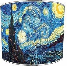 20,3cm Tisch The Starry Night Art Lampenschirme, 20 cm