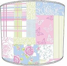 20,3cm Decke childrens patchwork Lampenschirme 2