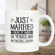 20. Hochzeitstag Becher 20. Ehemann Ehefrau