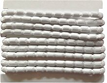 20 m Bleiband 150g/m zur Beschwerung von Gardinen