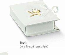 20Stück Farbige Buch Kelch Kommunion Bonboniere