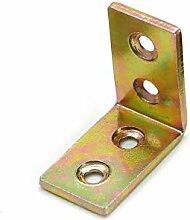 20x Starke Stahl Winkel Halterung Bar 30x