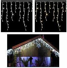 200 LED **Premium** ges.10 Meter~EISREGEN
