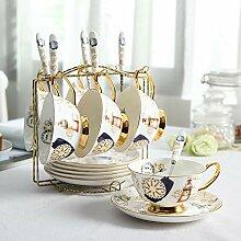 200 ml Becher Senior europäisches Porzellan, Tee