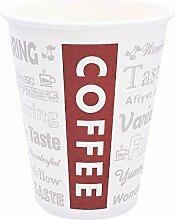 200 Stk. Kaffeebecher to go – Leste Cups.