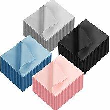 200 Stücke Schmuck Reinigungstuch Doppelseitige
