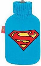 2000 ml Wärmflasche Superman Excelsa
