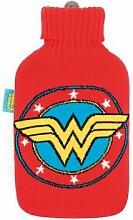 2000 ml Wärmflasche Wonder Woman Excelsa