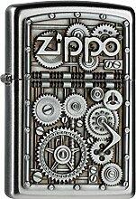 2004497 Zippo Feuerzeug Gear Wheels mit