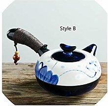 200ML Ceramic Chinese Kung Fu