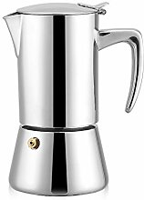 200ml Moka Pot Stove Top Espresso Kaffeemaschine