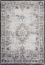 200x290 Teppich Cambodia - Suong Silber von Lalee