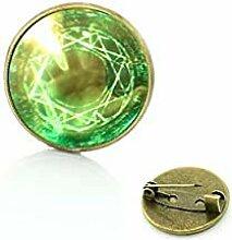2017 Fashion Movie Jewelry Doctor Strange Badge