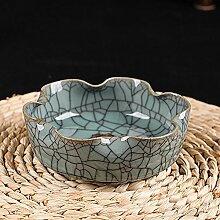 2018 Chinesische Keramik Aschenbecher mit Einer