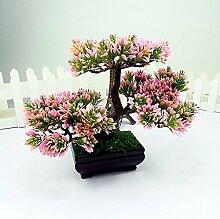 2018 Dekorative Blumen Dekorative Künstliche
