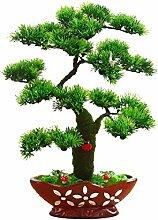 2018 JIAN-PLA Künstliche Bonsai Baum Pflanze für