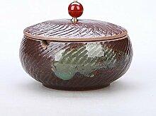 2018 Weinlese Keramik Ascher Keramik Tisch Ascher
