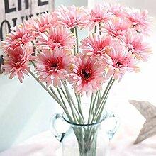 2019 Seidenblume Gänseblümchen Künstliche